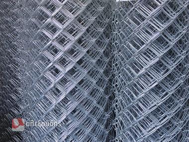 Δικτυωτά πλέγματα γαλβανιζέ