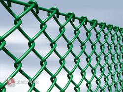 Δικτυωτά πλέγματα πλαστικοποιημένα