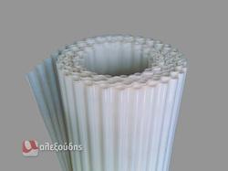 Κυματοειδή ρολά PVC